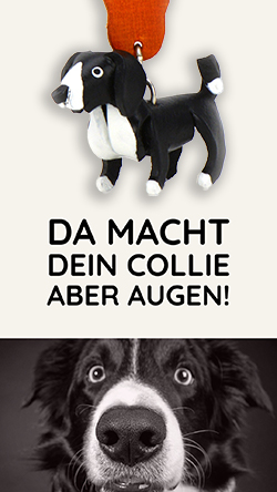 border collie hund schluesselanhaenger anhaenger leder artikel sachen geschenk monkimau