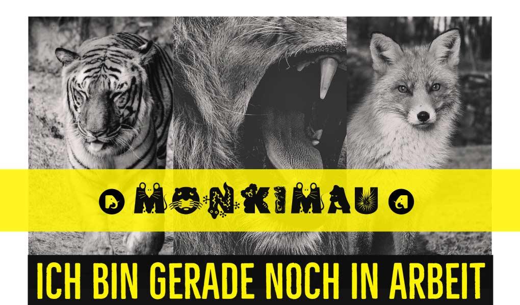 zoo tiere bild tiger löwe fuchs monkimau